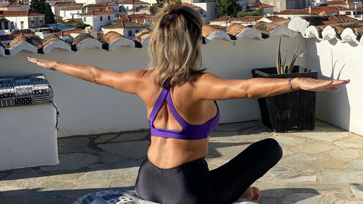 Επτά ασκήσεις που απογειώνουν τη διάθεση και την ενεργητικότητα