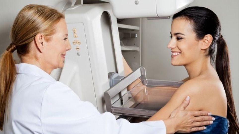 Υπουργείο Υγείας: Aπό τις 10 Νοεμβρίου τα παραπεμπτικά για τις δωρεάν ψηφιακές μαστογραφίες