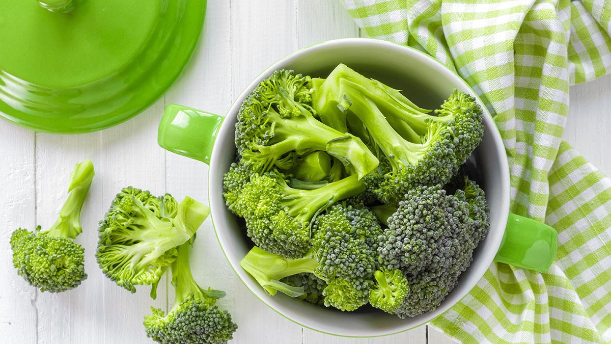 Το πράσινο λαχανικό που απομακρύνει τον κίνδυνο εμφράγματος – Μισό φλιτζάνι αρκεί