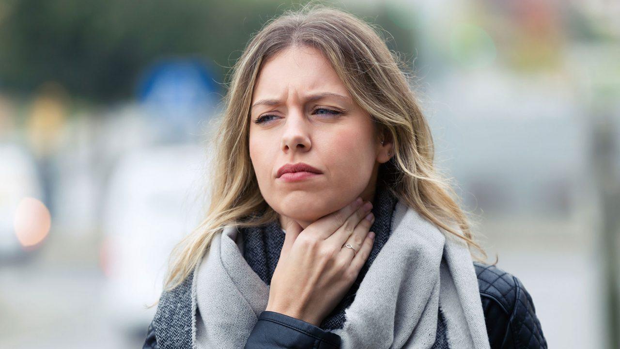 Συμβουλές για την πρόληψη και την αντιμετώπιση του πονόλαιμου