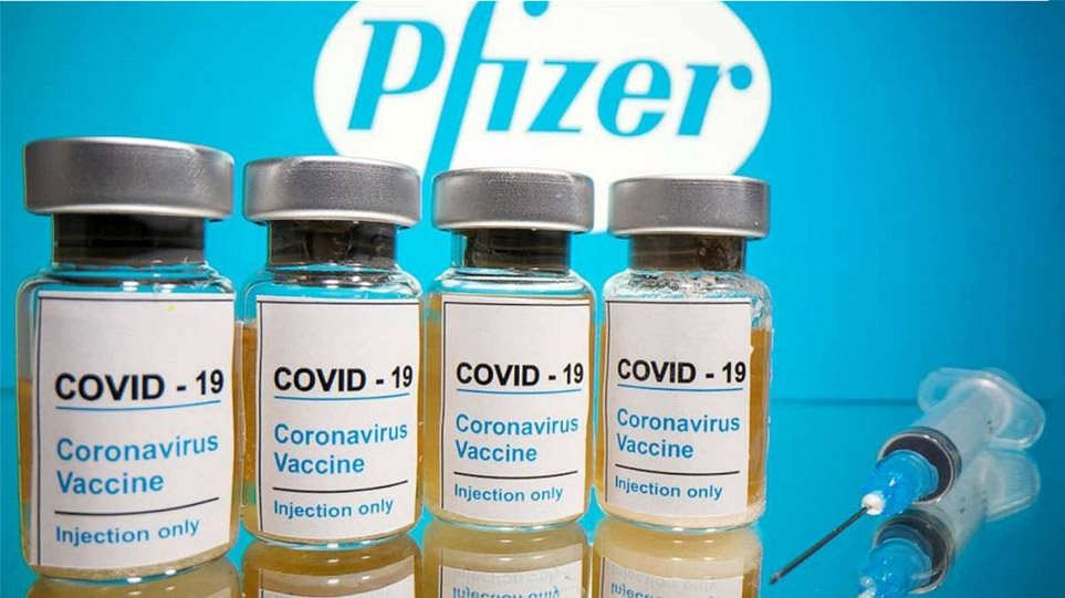 Pfizer και BioNTech έτοιμες να ρίξουν στην αγορά το εμβόλιο