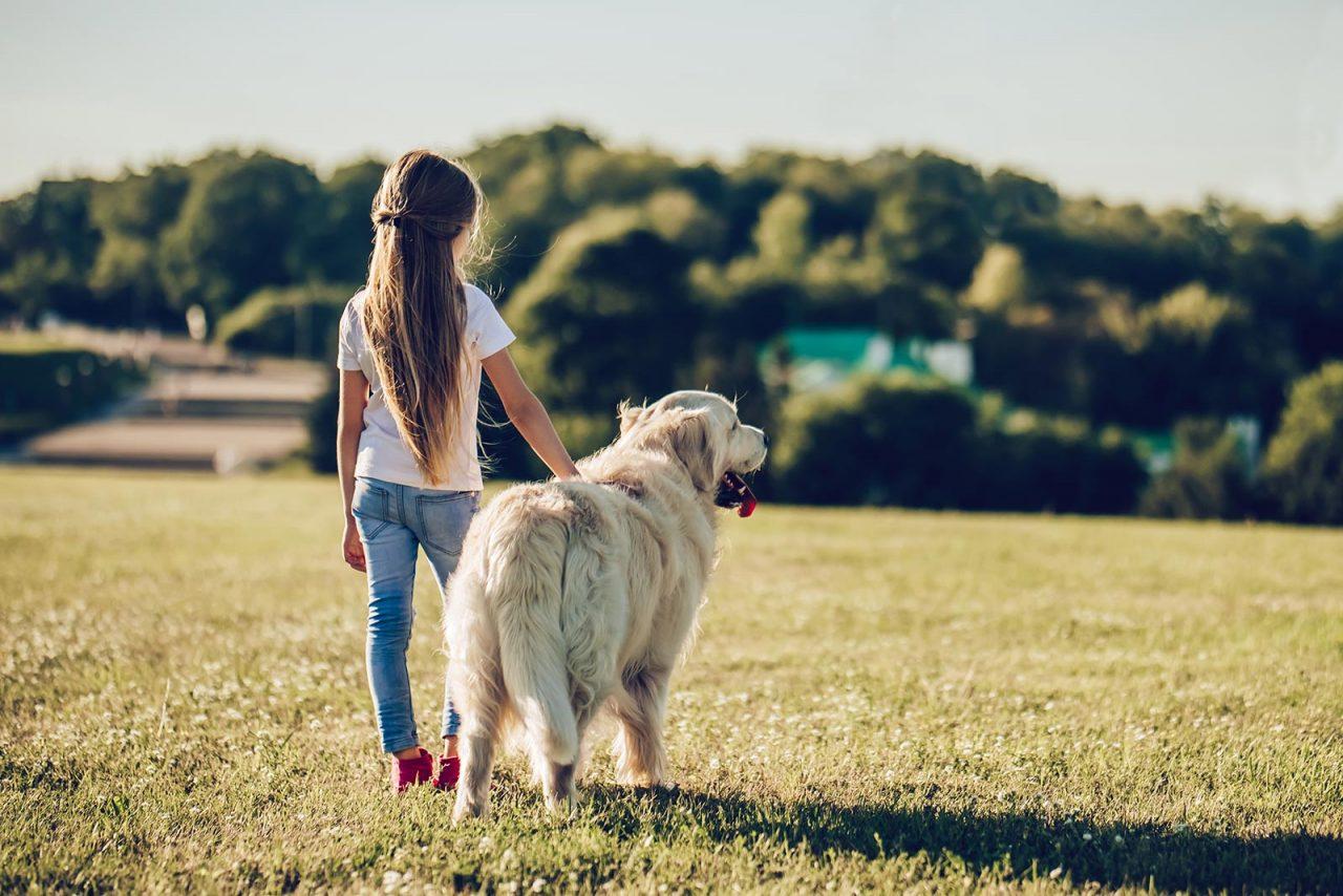 Το 11χρονο κορίτσι που μας μαθαίνει ότι ο σκύλος εκπαιδεύεται με αγάπη, χωρίς φόβο