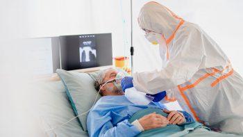 Κορωνοϊός – Νοσηλευόμενοι ασθενείς: Ο παράγοντας που διπλασιάζει τον κίνδυνο θανάτου