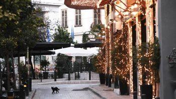 Κορωνοϊός: Αργεί η άρση του lockdown – Χριστούγεννα με αυστηρούς περιορισμούς