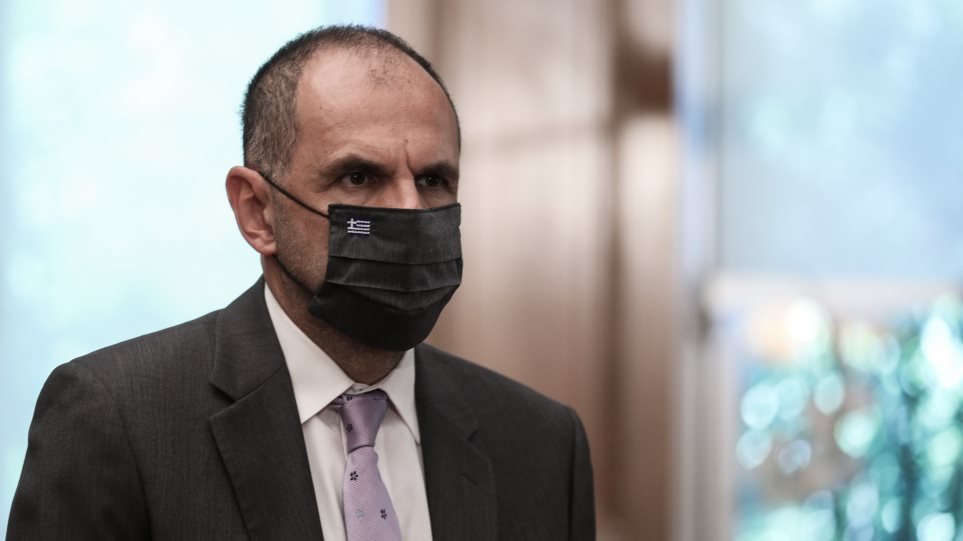 Γεραπετρίτης: Η αξιωματική αντιπολίτευση αλλοίωσε τη δήλωσή μου