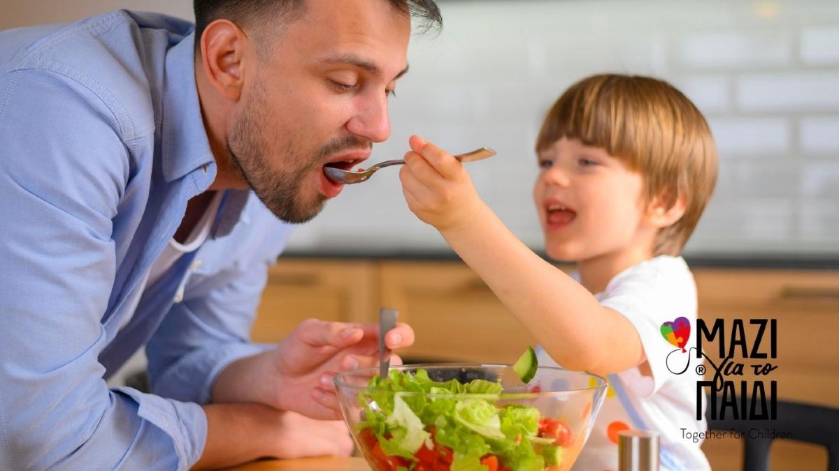 Εποχική γρίπη: Η διατροφή που θωρακίζει τον οργανισμό του παιδιού