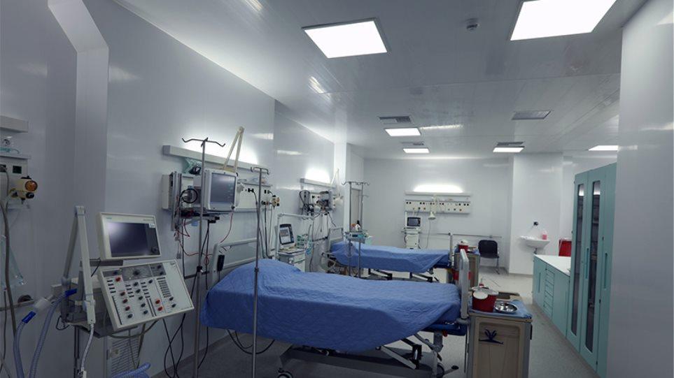 Κορωνοϊός – Λέσβος: Δυο επιπλέον κρεβάτια ΜΕΘ στο νοσοκομείο Μυτιλήνης