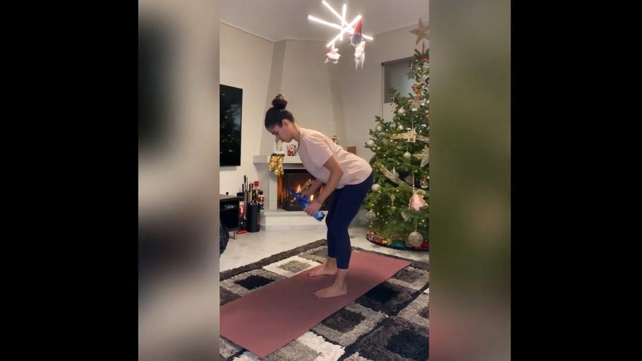 Christmas Workout 12 ημερών: Ξεκινήστε σήμερα!