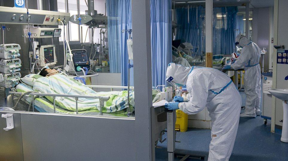 Αποκαλυπτική έρευνα: O κορωνοϊός είναι τρεις φορές πιο θανατηφόρος από τη γρίπη