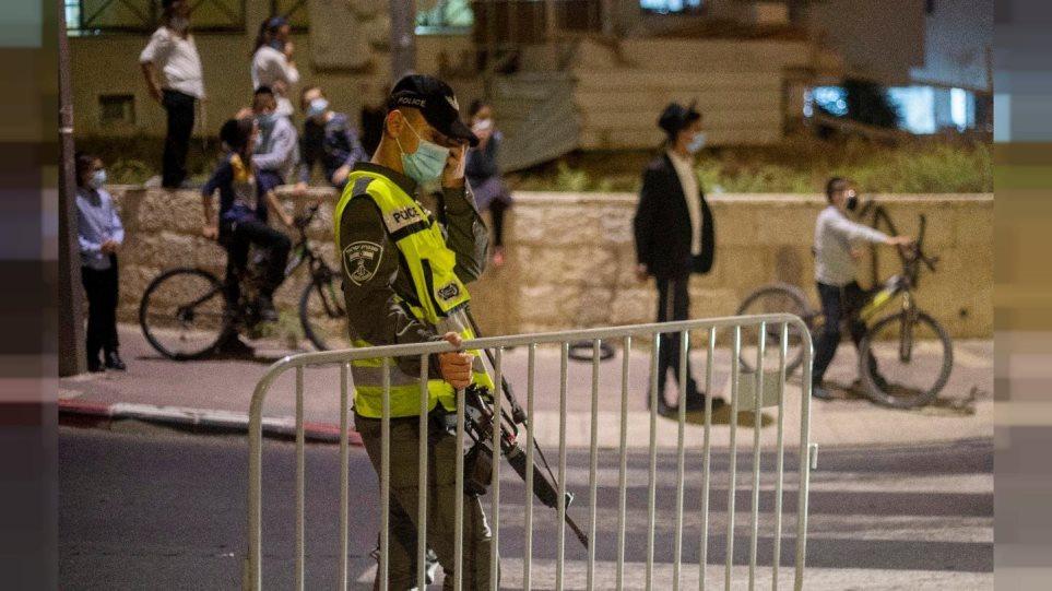 Πανδημία-Ισραήλ: Παρατείνονται τα περιοριστικά μέτρα και γίνονται αυστηρότερα