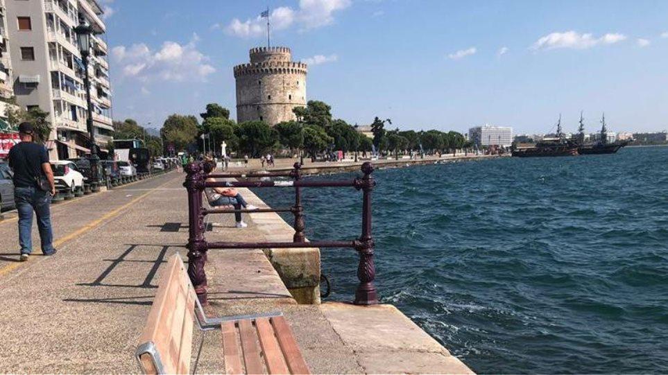 Κορωνοϊός: Σταθερά μειωμένο το ιικό φορτίο στα λύματα της Θεσσαλονίκης – Τι έδειξαν οι τελευταίες τρεις μετρήσεις