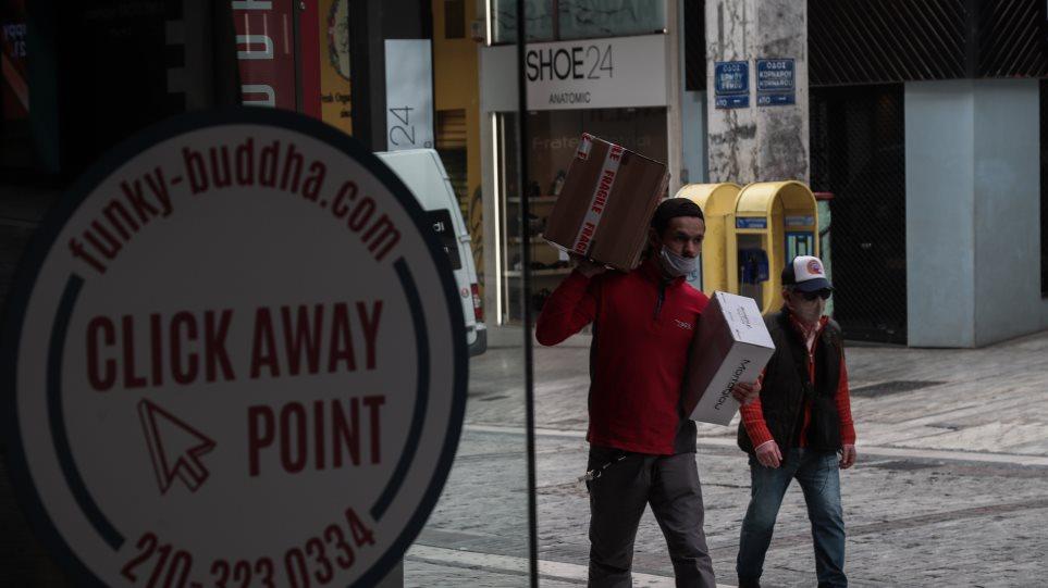 Λιανεμπόριο: Ισχυρό καμπανάκι Καφούνη – Θα κλείσουν τα μισά εμπορικά καταστήματα