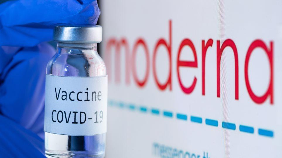 Κορωνοϊός – ΕΚΠΑ: Στο 1% οι σοβαρές παρενέργειες στους εθελοντές του εμβολίου της Moderna