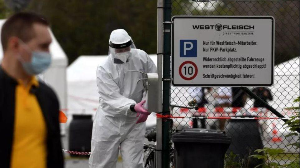 Κορωνοϊός – Γερμανία: Πάνω από 400 θάνατοι – Ξεπέρασαν το ένα εκατομμύριο. οι εμβολιασμοί