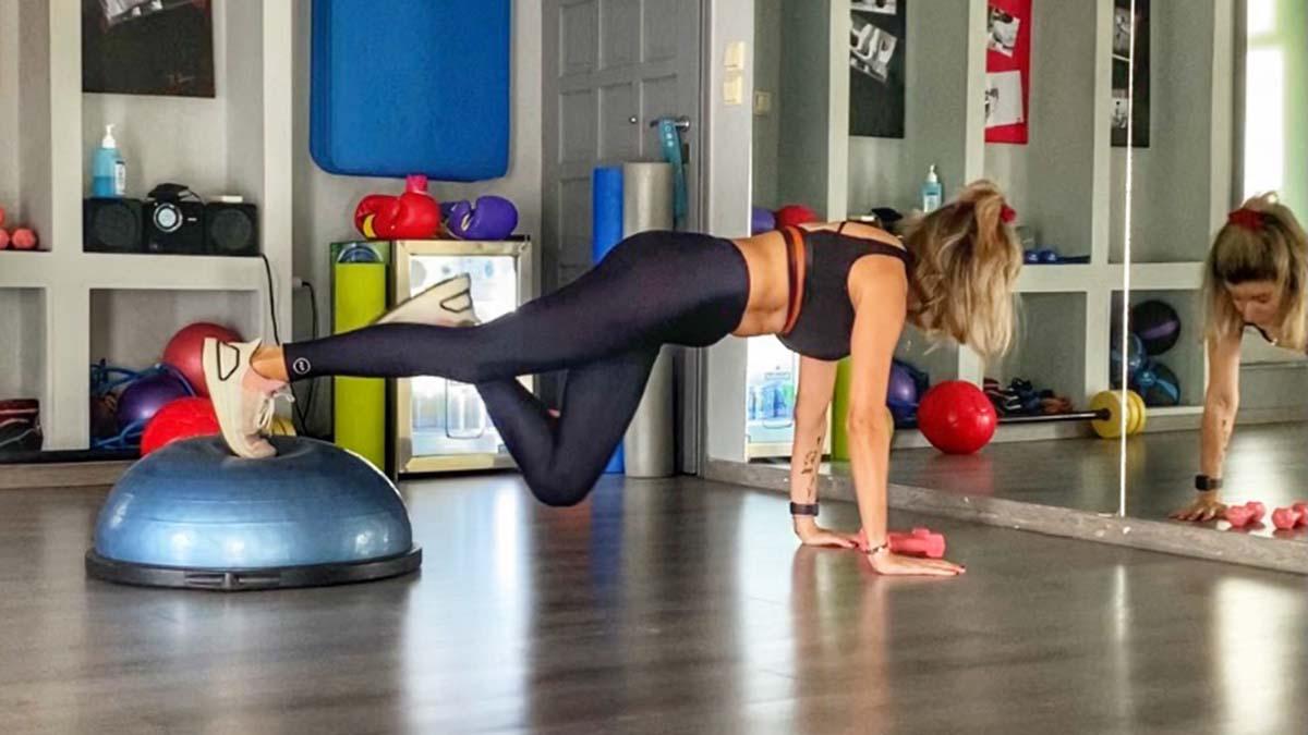 Η δυναμική προπόνηση που χτίζει φυσική κατάσταση, βελτιώνει την ισορροπία και καίει θερμίδες