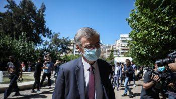 Τσιόδρας: Δύσκολη η μάσκα – Τη φοράω 16 με 18 ώρες τη μέρα