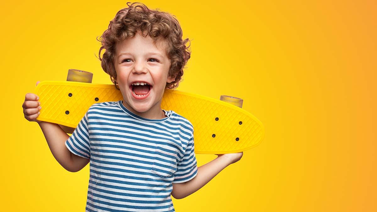 Έξι δημιουργικά παιχνίδια που εξάπτουν τη φαντασία των παιδιών