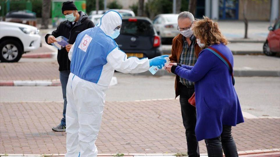 Ξεκίνησαν οι εμβολιασμοί σε νέους και εφήβους στο Ισραήλ