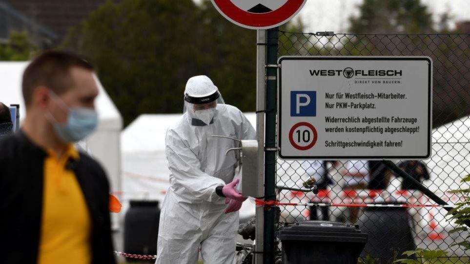 Γερμανία η πρώτη χώρα της ΕΕ που θα χρησιμοποιήσει μονοκλωνικά αντισώματα για την θεραπεία της Covid