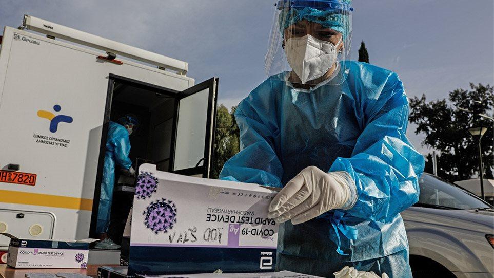 Ανησυχία για τη διασπορά της μετάλλαξης κορωνοϊού στη Β. Ελλάδα – Σε διαφορετικές περιοχές βρέθηκαν τα κρούσματα