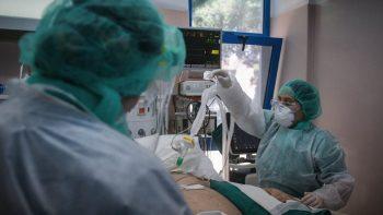 Αυξάνονται οι εισαγωγές στα νοσοκομεία της Αττικής – Ποιες περιοχές «κοκκινίζουν»