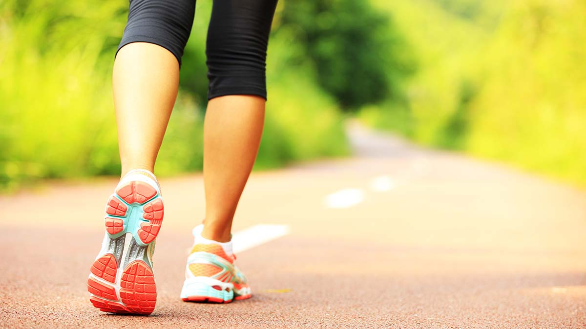 Κάντε 2.000 βήματα περισσότερα και μειώστε τον κίνδυνο για την καρδιά σας