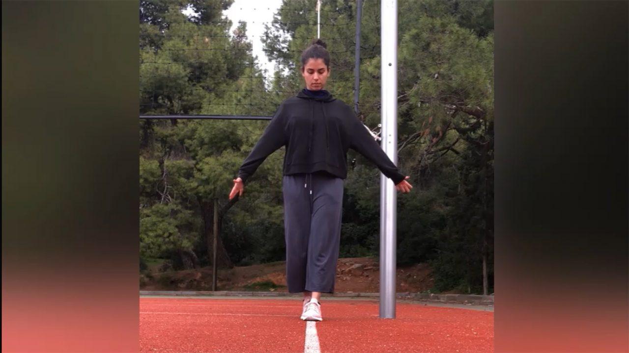 Τέσσερις ασκήσεις για καλύτερη ισορροπία – Δοκιμάστε τις