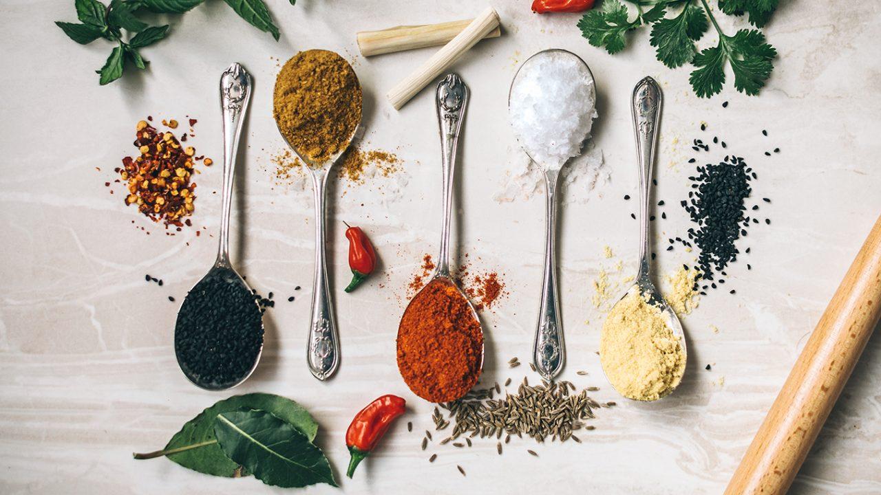 Πέντε αρωματικά βότανα και μπαχαρικά με αντιφλεγμονώδη δράση