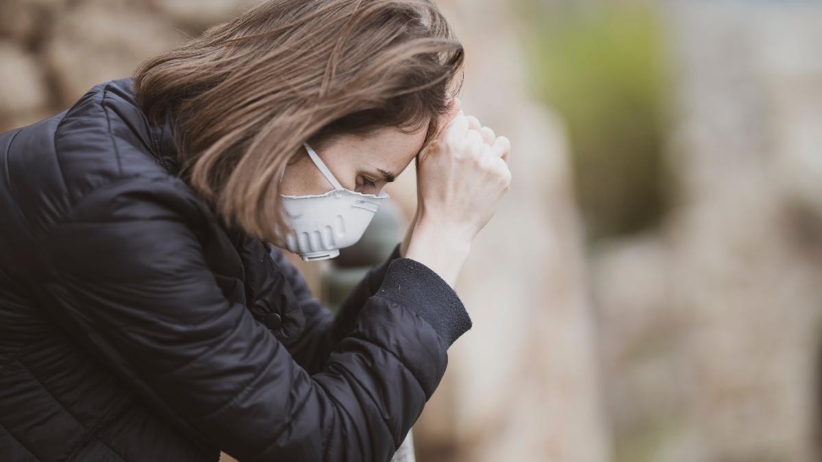 Τρία προβλήματα υγείας που επιδεινώθηκαν στην πανδημία