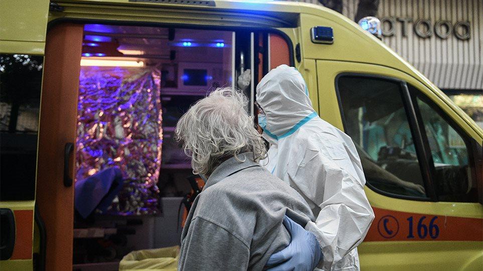 Τριπλάσιος ο κίνδυνος θανάτου από Covid-19 σε σχέση με τη γρίπη