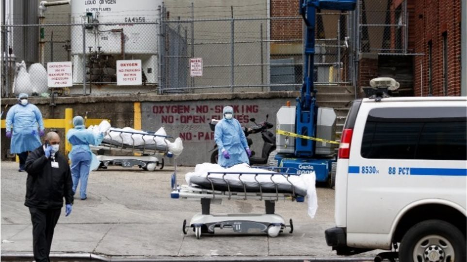 Κορωνοϊός – ΗΠΑ: Ξεπέρασαν τους 500.000 οι νεκροί από την πανδημία – Τελετή μνήμης στον Λευκό Οίκο