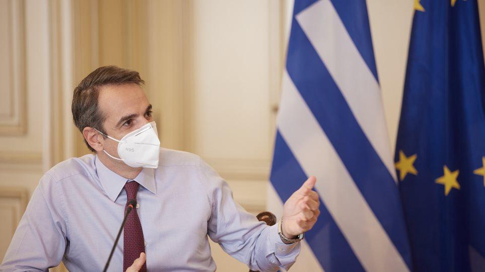 Μητσοτάκης: Τηλεδιάσκεψη με τον πρωθυπουργό της Σουηδίας – Μίλησαν για το πιστοποιητικό εμβολιασμού
