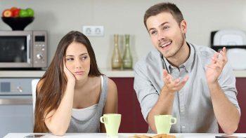 Γιατί ένα ζευγάρι δεν καταφέρνει να τελειώσει μαζί μια συζήτηση – Τι κρύβει ο ένας από τον άλλον