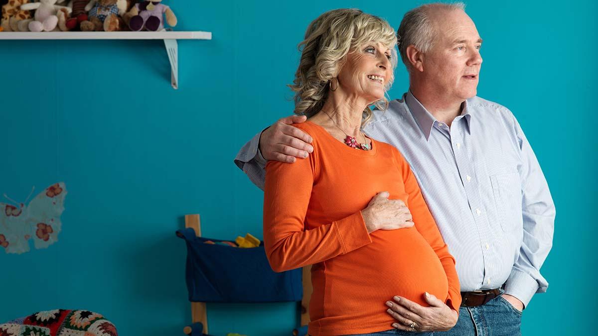 Πιστεύετε ότι η ηλικία επηρεάζει μόνον την γυναικεία γονιμότητα; Θα εκπλαγείτε