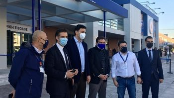 Σχοινάς: Πρωταθλήτρια Ευρώπης η Ελλάδα στους εμβολιασμούς