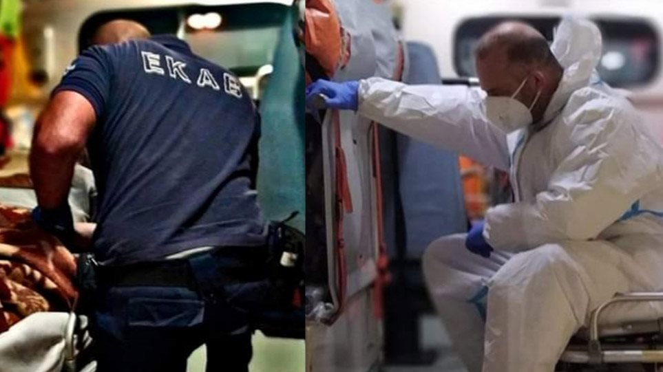 Δραματική μαρτυρία διασώστη του ΕΚΑΒ: «Η χθεσινή νύχτα ήταν ότι χειρότερο έχω αντικρίσει»