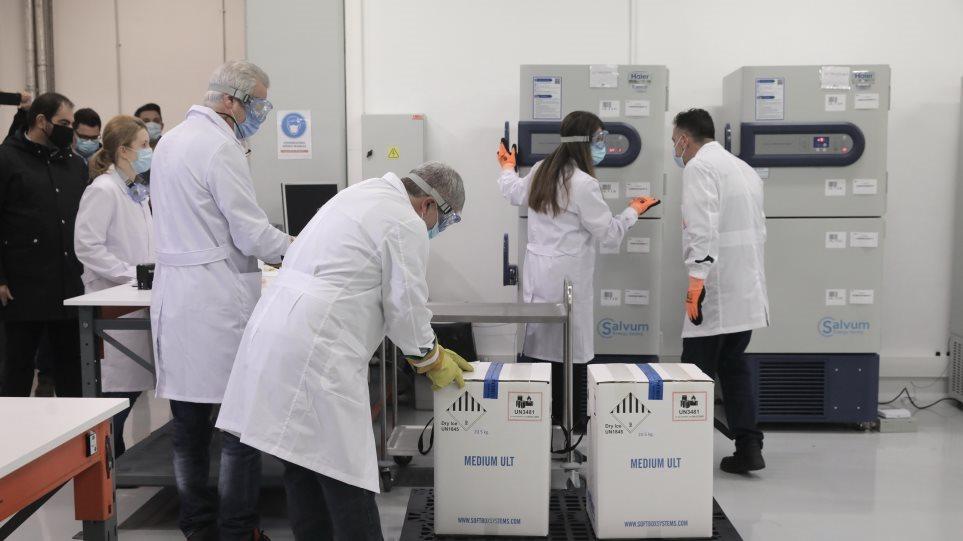 Εμβόλια: Μέχρι τέλος Ιουνίου η Ελλάδα θα έχει παραλάβει 10.940.401 δόσεις