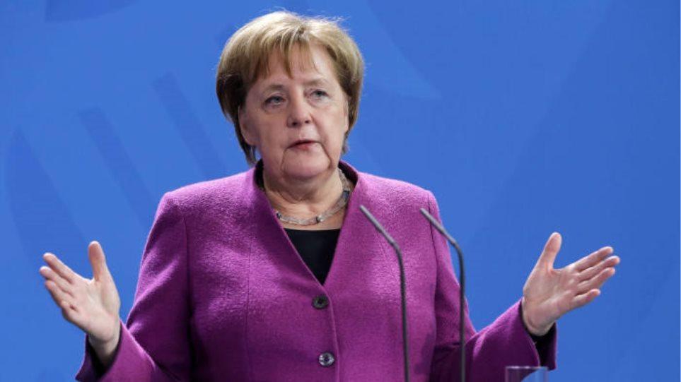 Κορωνοϊός – Γερμανία: Λέει «ναι» σε ένα σύντομο, ομοιόμορφο και καθολικό lockdown η Μέρκελ