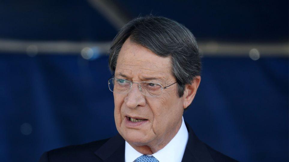Κύπρος: Έκκληση Αναστασιάδη στους πολίτες να εμβολιαστούν κατά της Covid-19