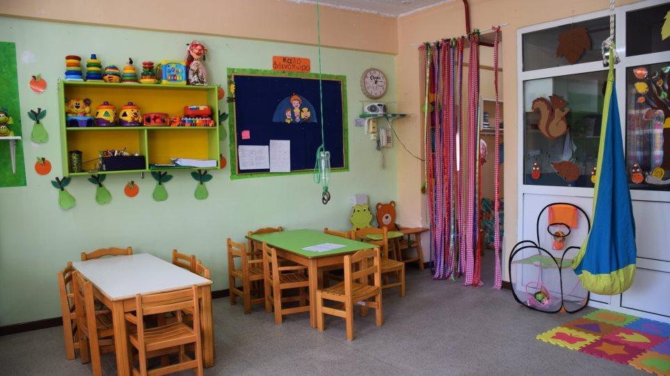 Σκέψεις για άνοιγμα παιδικών και βρεφονηπιακών σταθμών στις 24 Μαΐου