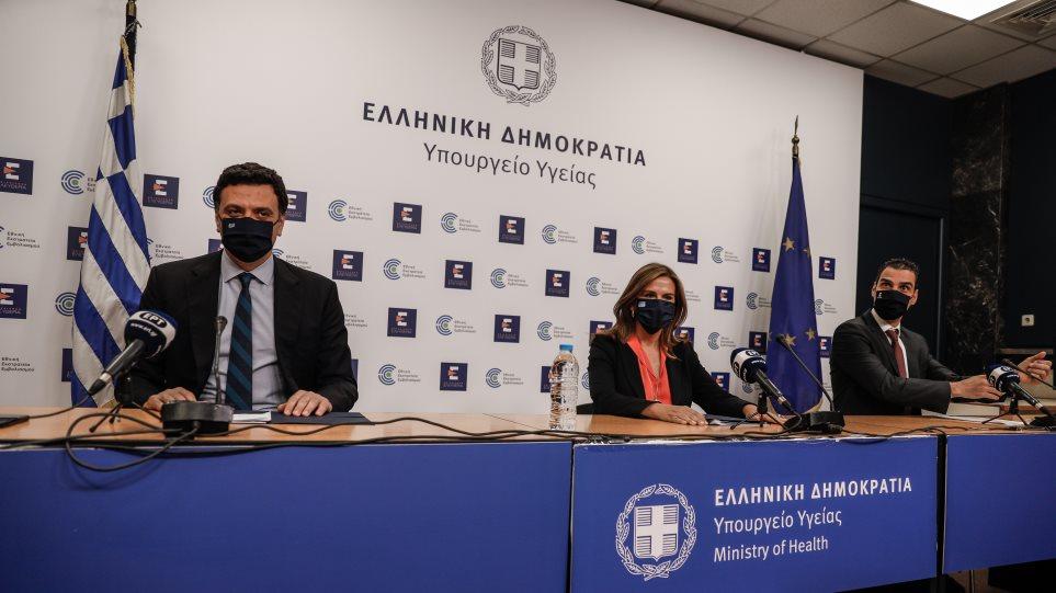 Κορωνοϊός: Δεν θα πραγματοποιηθεί σήμερα η ενημέρωση του υπουργείου Υγείας