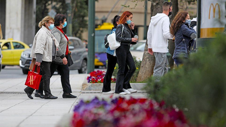 Κορωνοϊός: Στα 1.387 τα κρούσματα στη χώρα – 81 οι θάνατοι, στους 783 οι διασωληνωμένοι