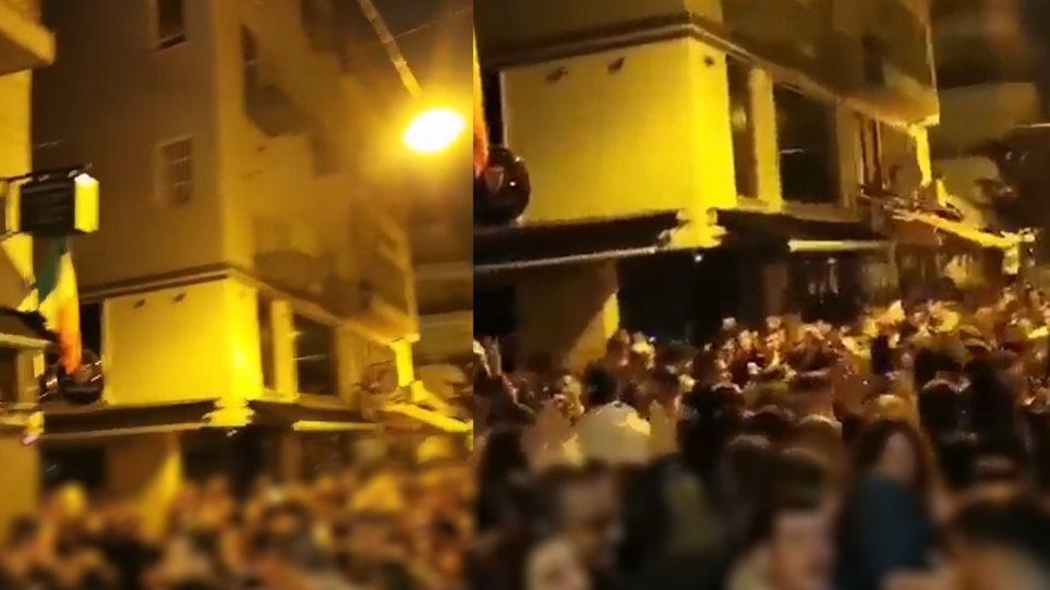 Νύχτες καλοκαιριού προ Covid-19 – Κορωνοπάρτι μέχρι το πρωί σε πολλές πόλεις