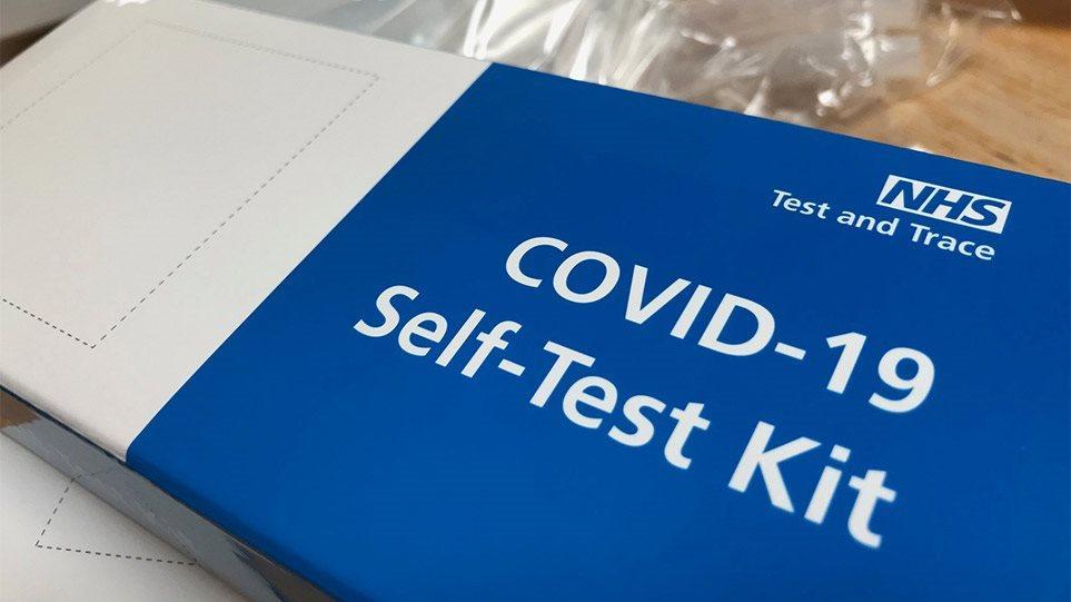 ΕΟΦ: Μόνο από τα φαρμακεία η διάθεση self test