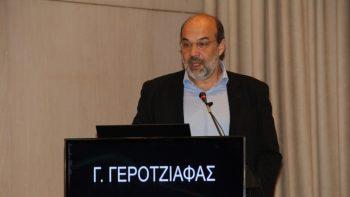 Γρηγόρης Γεροτζιάφας για AstraZeneca: Δεν υπάρχουν εμβόλια Α και Β διαλογής – Όλα είναι ασφαλή