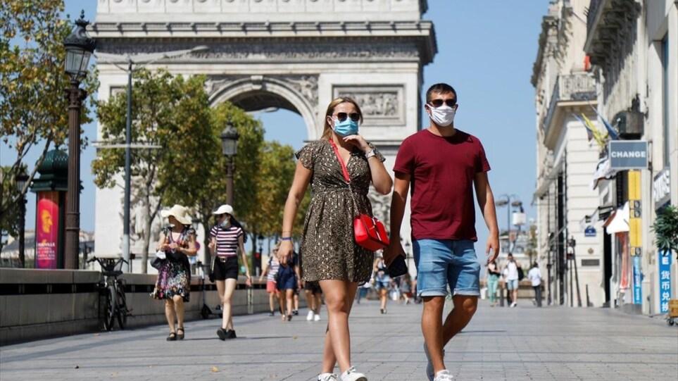 Κορωνοϊός – Γαλλία: Τέλος στην υποχρεωτική χρήση μάσκας στους εξωτερικούς χώρους, προανήγγειλε ο Καστέξ