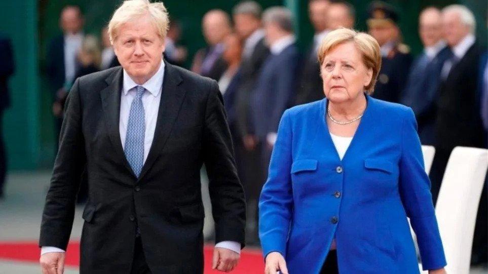 Βρετανία – Τζόνσον: Υποδέχεται τη Μέρκελ στις 2 Ιουλίου – Η μετα-Brexit εποχή και η μετάλλαξη Δέλτα στο προσκήνιο