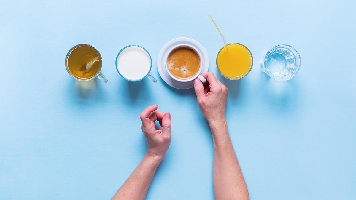 Πιείτε αυτά τα αγαπημένα ροφήματα για να έχετε πάντα νεανικό σώμα
