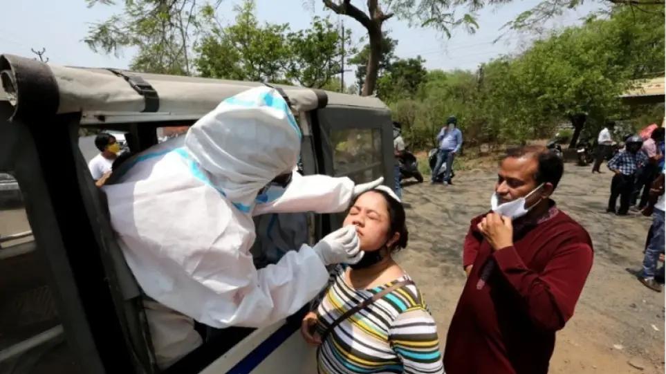 Κορωνοϊός – Ινδία: 422 θάνατοι και πάνω από 40.000 κρούσματα σε 24 ώρες