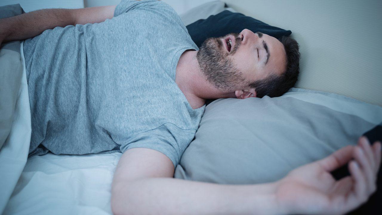 Υπνική άπνοια: Η ευχάριστη μη φαρμακευτική μέθοδος που μειώνει τα συμπτώματα